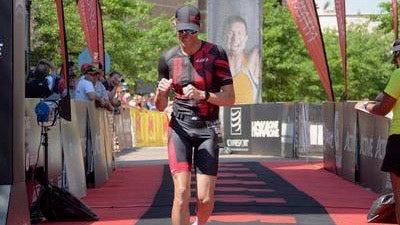 Powered By PR Lotion: Taylor Qualifies For IRONMAN Kona