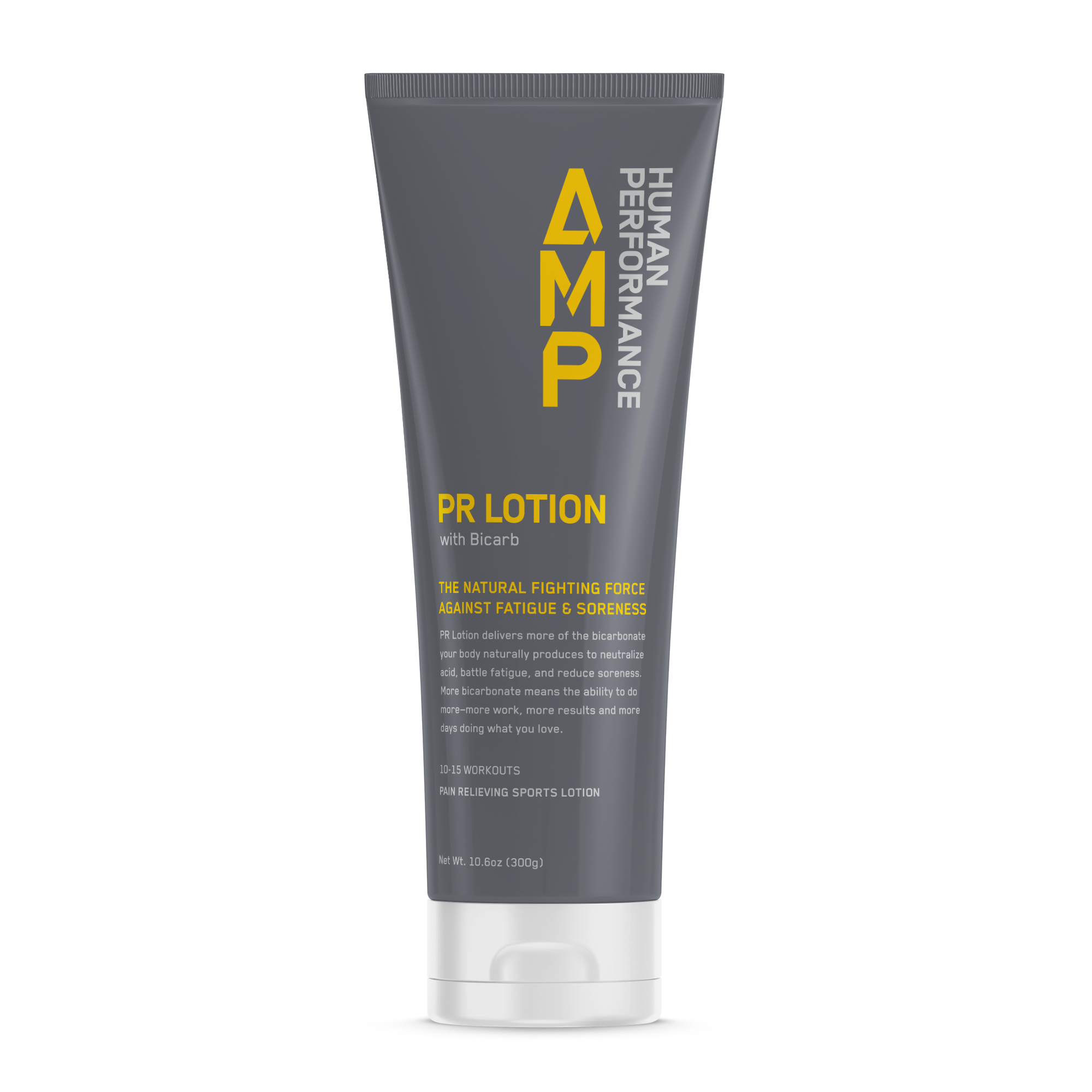 PR Lotion - muscle pain relief & prevention