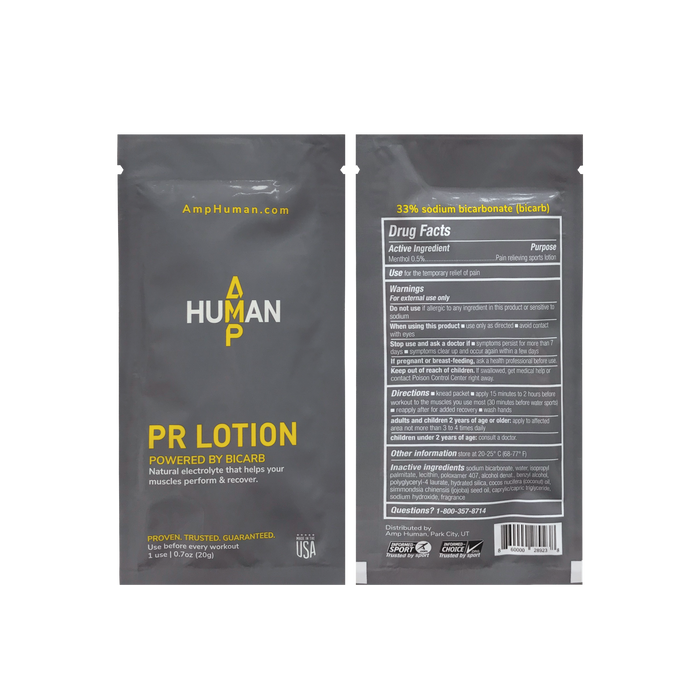 Original PR Lotion, 5 x On-the-go Packets