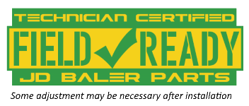Good used John Deere Square Baler Parts are Technician Certified Field Ready