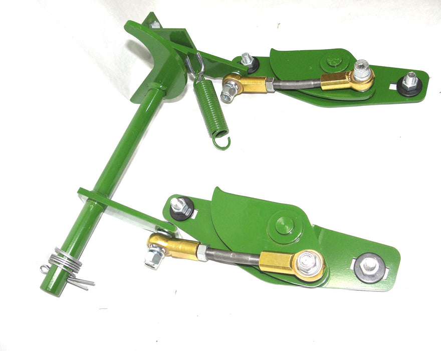 Updated Tucker Finger Kit for John Deere European Model 466
