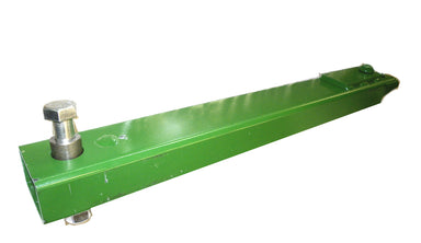 2 Pc. Extendable Hay Wagon/Accumulator Drawbar for John Deere model  336, 346, 327, 337, 347, 328, 338, 348