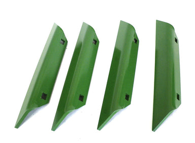 Plunger Extension Set for John Deere Square Balers Models 336, 348, 327, 337, 347, 328, 338, 348 (set of 4)