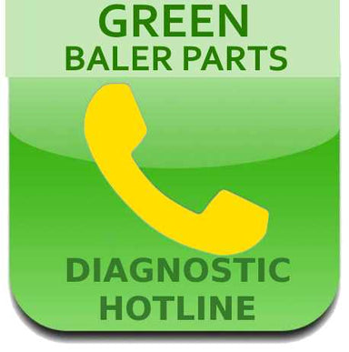 GREEN BALER PARTS DIAGNOSTIC HOTLINE