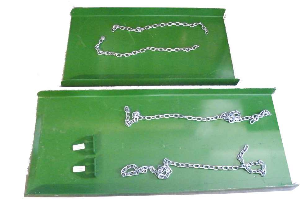 Bale Chute Kit for John Deere Baler Models 24T, 224T, 336, 346, 327, 337, 347, 328, 338, 348