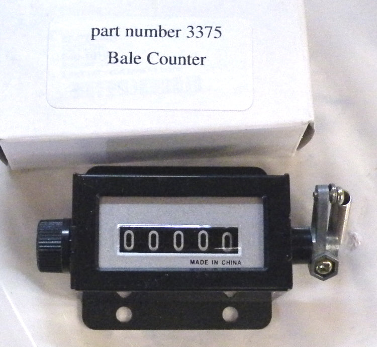 Bale Counter