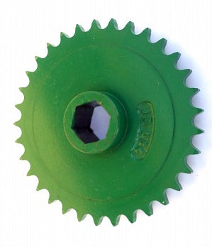 Good Used Feeder Fork Drive Sprocket for John Deere model 336, 346, 327, 337, 34, 328, 338, 348