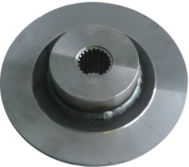 Updated Slip Clutch Center for John Deere Models 336, 346, 327, 337, Cat. 4 347, 328, 338, Cat. 4 348, Euro 342
