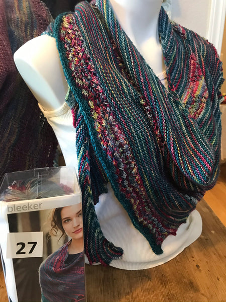 kit 27 - Bleeker Shawl