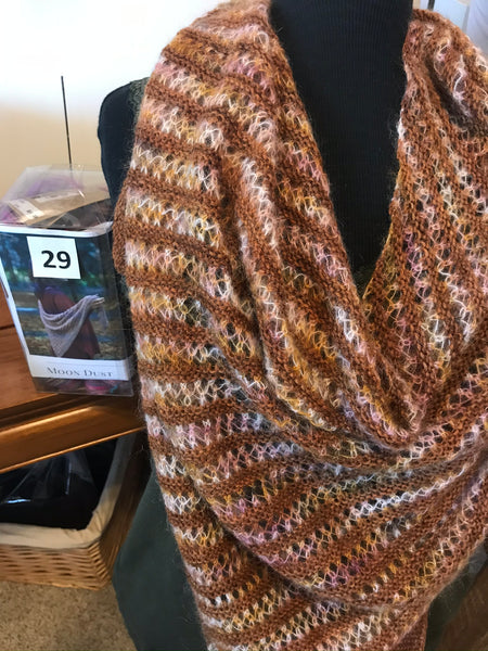kit 29 - Moon Dust Shawl