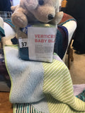 kit 37 - Vertices Baby Blanket