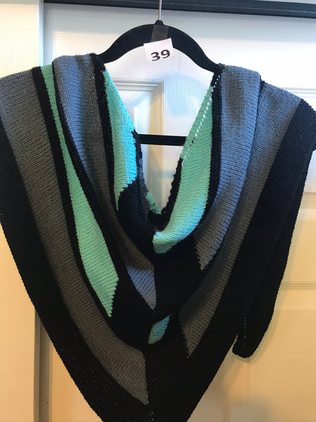kit 39 - Earth and Sky Shawl