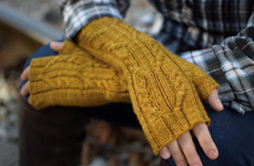 Ballydesmond Fingerless Gloves