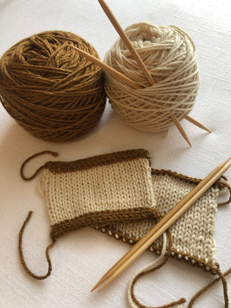 Cast On and Bind Off Workshop