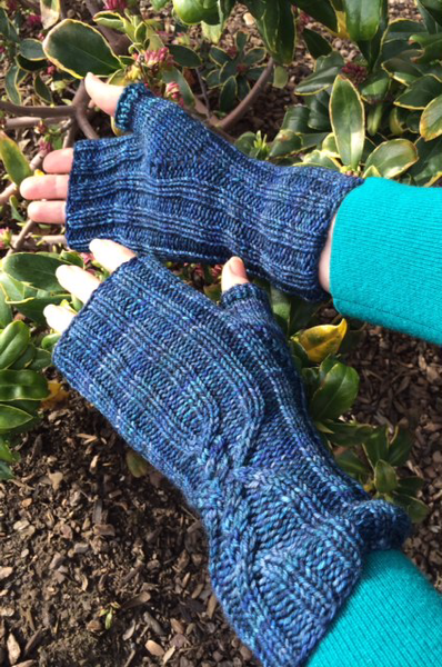 Coler Fingerless Gloves