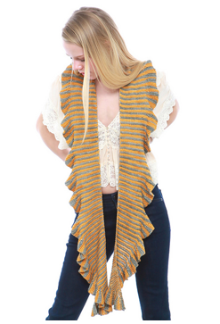 Crescent Bamboo Scarf
