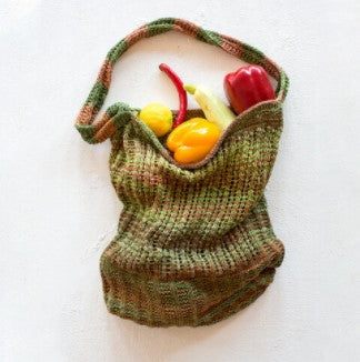 kit 79 -  Knitted Market Bag (Earth Day Special Kit)