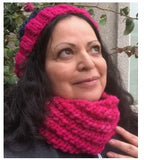 kit 55 - Sandy's Rasta Cowl Kit - ONE DAY GIFT IDEA