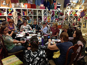 Monday Night Knit and Crochet Club