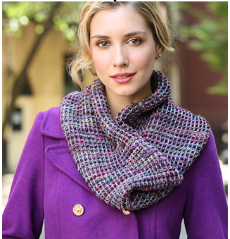 kit 14-B - Morton Slip Stitch Cowl