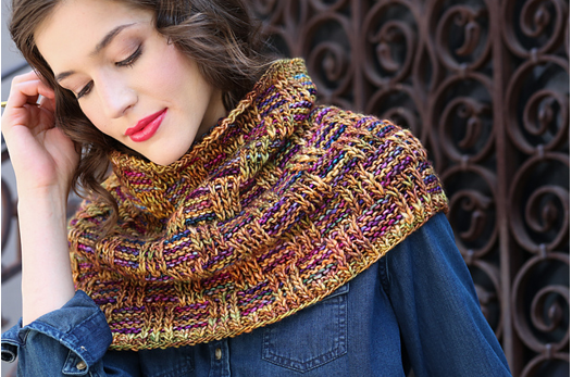 kit 16-B - Washington Square Mosaic Cowl