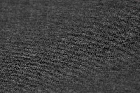 Bamboo Blend Fleece – Charcoal mix