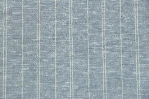 Hemp Blend Stripe – Blue