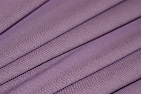 Organic Jersey Solid - Violet