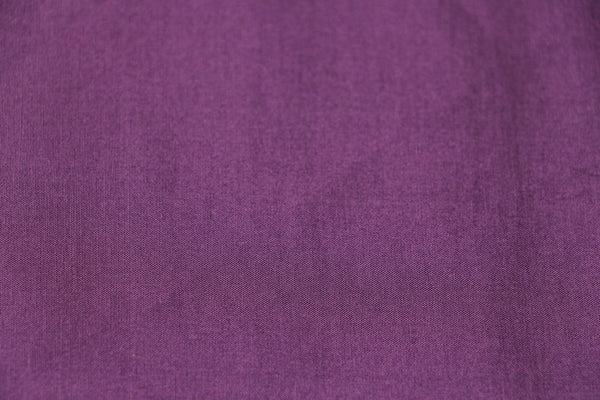 Silk/Cotton Voile – Purple