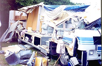 Video:   Motorhome Fatal Accidents