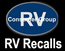Recalls:  Entegra, Forest River, Highland Ridge, Jayco, Keystone, Triple E