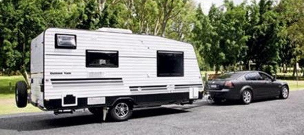 Overweight Trailers and Fifth Wheels