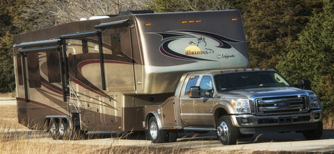 As Fifth Wheels Get Bigger And Heavier The Need For A Larger Truck Increases