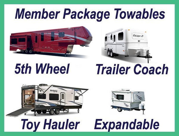 JOIN our membership and get everything you need to know about RVs. Package includes over 4,000 Towable Rating Reports (2011-2021) plus 3 Best-Selling Books. Downloadable/Printable E-book. No annual renewal fee - once a member, always a member.