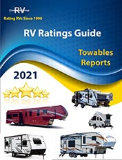 FOR MEMBERS ONLY.  RV Consumer Ratings Reviews/Reports for Towables for Years 2021. Downloadable/Printable E-Book