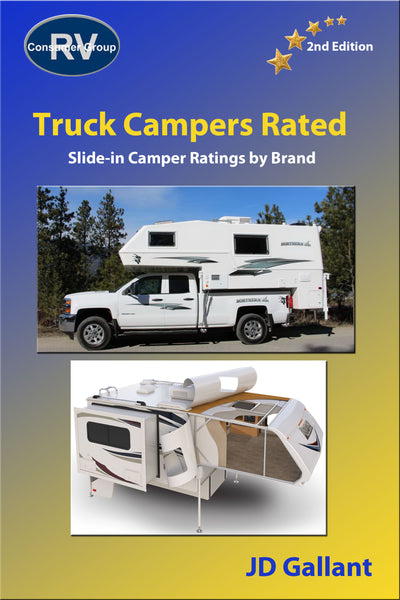 Truck Campers Rated