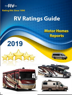 RV Consumer Ratings Reviews/Reports for Motorhomes for 2019.  *Downloadable/Printable E-Book