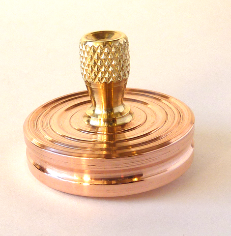 Top 1603 - Copper over brass