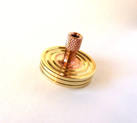 Top 1601 - Brass and Copper
