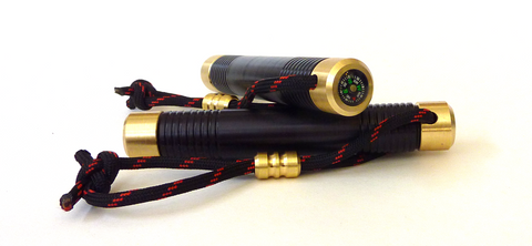 Black Anodized Fire Pison