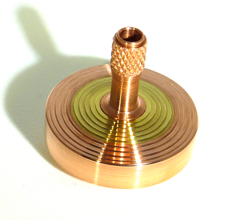 Top 1706 - Copper, Brass and Copper