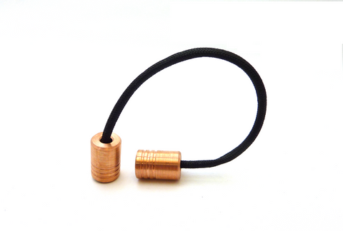 Begleri - Copper EDC Greek worry beads fidget toy