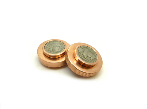 Copper Buffalo EDC Fidget Spinner