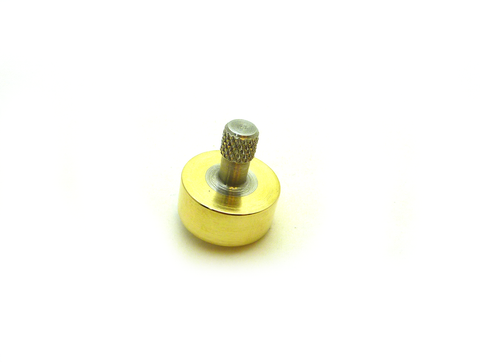 Brass and Stainless Steel spinning top