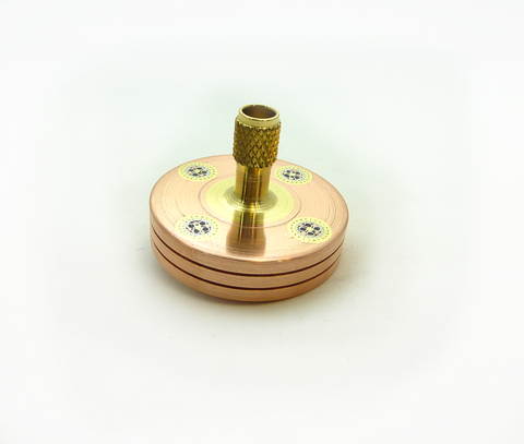Top 1814 -  Copper and Brass