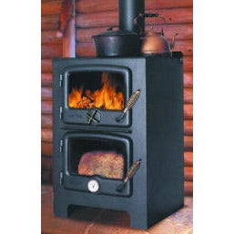 Vermont Bun Baker Wood Cook Stove - Iron Wood Supply
