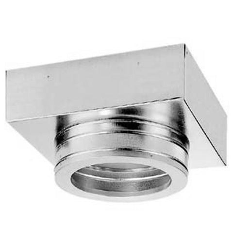 "8"" DuraTech Flat Ceiling Support Box - Iron Wood Supply"