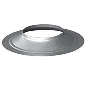 "8"" DuraVent Aluminum Storm Collar - Iron Wood Supply"