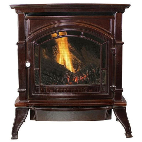 Ashley Ventless Gas Stove - Iron Wood Supply
