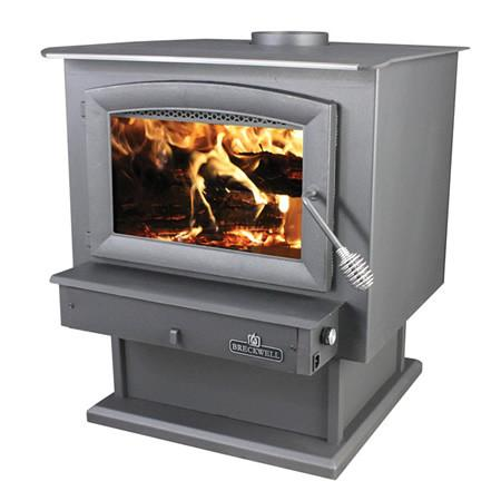 Breckwell Wood Stove - SW740 - Iron Wood Supply